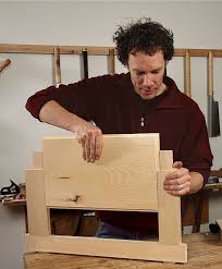 Mortise And Tenon Cabinet Doors How To Build Frame And Panel Doors By Finewoodworking