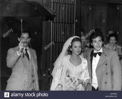 Desi Arnes by Oct 15 1999 Linda Purl Desi Arnaz Jr Wedding Ralph Stock