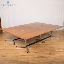 Vitra Boardroom Table Quality Used Boardroom Tables Brothers Office Furniture