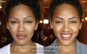 Hair Stroke Eyebrow Tattoo Nyc Sheila Bella Permanent Makeup And Microblading