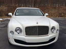 white bentley mulsanne white bentley mulsanne reliance ny group