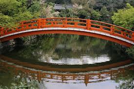 japanese garden design bridge fine woodworking blueprint