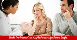 For Married Couples Should Pre Divorce Counseling Be Mandatory For Married Couples