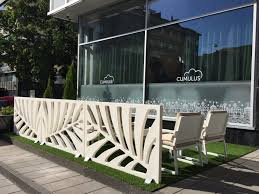 Green Plastic Outdoor Chairs Serralunga Outdoor Kentia Greenwall Divisorypanel Plastic