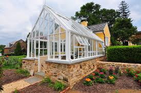 glass roof house chic rachel ray cookware in garage and shed traditional with glass
