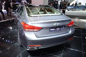 how much does hyundai genesis cost 2017 genesis g80 sedan is a rebadged hyundai genesis