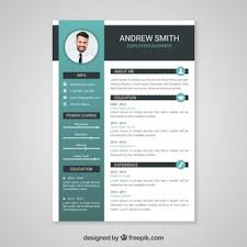 professional resume template free download cv template vectors photos and psd files free download