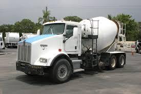 kenworth cement mixer trucks heavyhauling kenworth cement mixer