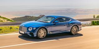2018 bentley continental gt price specs release date carwow