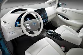nissan leaf top speed nissan announces u s pricing for leaf ev buy from 25 280 lease