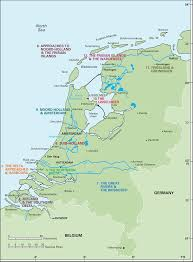 The Netherlands Map Publications