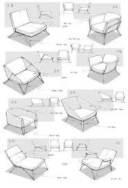 lounge chair by matthew choto via behance page place