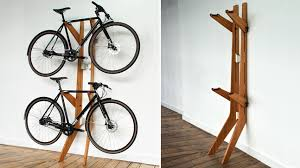 Living Room Bike Rack by 12 Ways To Store A Bike In Style Cool Material
