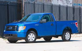 Ford F 150 Truck Bed Dimensions - 2011 ford f 150 full line first test motor trend