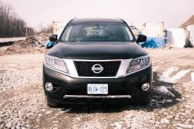 nissan platinum 2016 review 2016 nissan pathfinder platinum canadian auto review