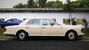 bentley cream rolls royce silver spirit ii car rental the wedding limo co