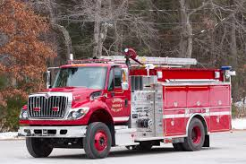 new fire truck deliveries
