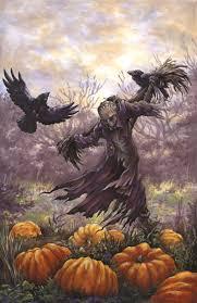 dark scarecrow by jessigraden on deviantart halloween