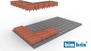 one brick thick english bond corner detail youtube
