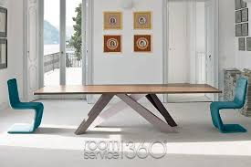 Dining Table With Extension Big Dining Table By Bonaldo Room Service 360