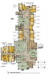 Schematic Floor Plan by Floor Plans Memory Care Prairie Ridge Of Galena