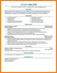 software developer resume sample experienced eliolera com