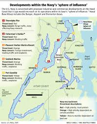 Seattle Traffic Map by Navy Stealthily Targets Hood Canal Development The Seattle Times