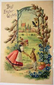 Vintage Easter Decorations Pinterest by 25 Best Vintage Easter Ideas On Pinterest Easter Greetings
