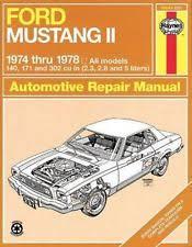 2005 ford mustang repair manual haynes manual ebay