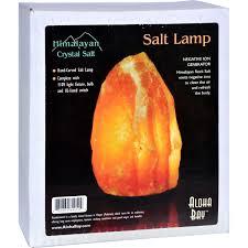 himalayan salt himalayan crystal salt lamp 1 lamp walmart com
