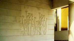 stone murals in hyderabad wall murals you ll love sand stone wall mural leaf pattern manufacturer from
