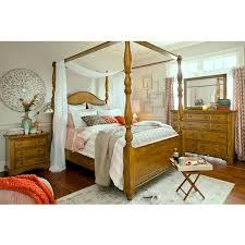 american signature furniture carlyle oak canopy bedroom manhattan