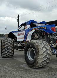 monster truck show hampton va bigfoot the 1st monster truck pinterest monster trucks