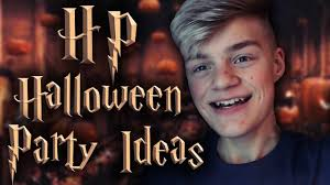 harry potter halloween party harry potter halloween party ideas youtube