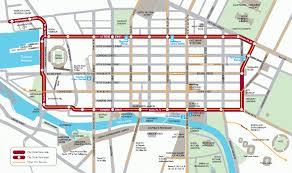melbourne tram map city circle tram free melbourne tram cbd route map pdf timetable