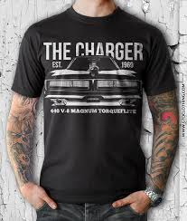 dodge charger clothing dodge charger magnum t shirt 440 by gto clothing