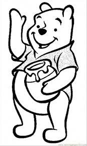 picture winnie pooh coloring free winnie pooh