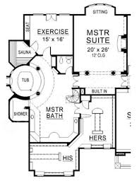 Master Suites Floor Plans Versailles Mansion Floor Plans Luxury Floor Plans