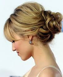 soft updo hairstyles for mothers hairstyles for mother s updo with bangs com wp content