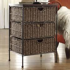 Chest End Table 3 Drawer Maize Weave Chest From Seventh Avenue Dz721607