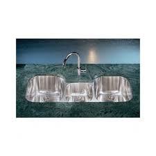 Under Mount Kitchen Sink by Franke Rgx170 Regetta Triple Bowl Undermount Kitchen Sink Three