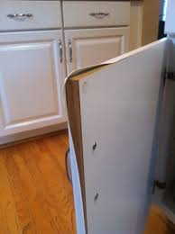 Repair Melamine Kitchen Cabinets My Oven Melted The Coating On My Cabinets