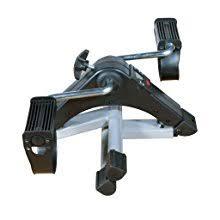 under desk exercise peddler amazon com drive medical deluxe folding exercise peddler with