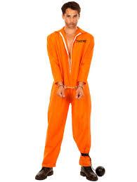 prisoner costume escaped prisoner costume fancydress