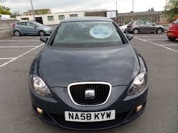 seat leon 2 0 sport tdi 5dr manual for sale in burnley finsley
