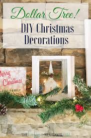 diy christmas decorations using dollar tree products the latina