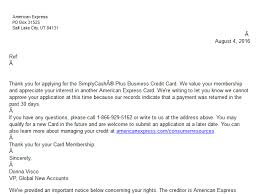 American Express Business Card Application Amex Reconsideration Myfico Forums 4705247