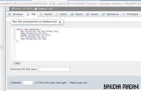 membuat query tabel collection of query membuat tabel mahasiswa cara mudah membuat