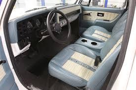 volkswagen vintage square body custom upholstery options for 1973 1987 chevy trucks rod network
