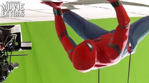 spider man spider man homecoming u0027making of u0027 featurette 2017 youtube